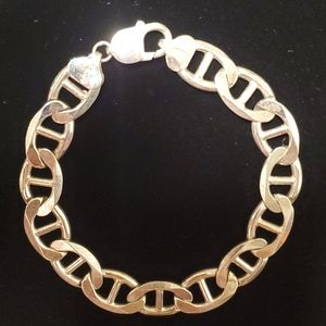 925 Silver Bracelet (slightly used)